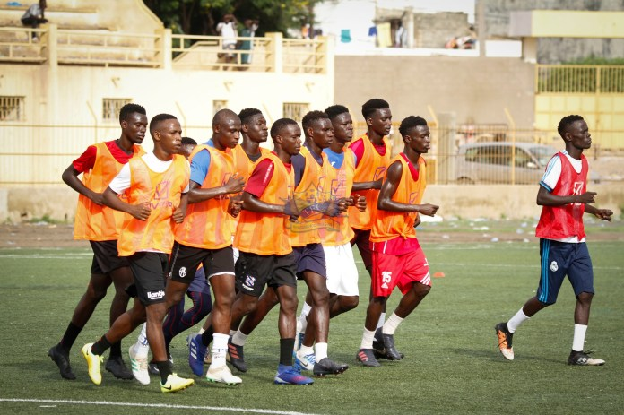 71202322 1437122073105423 6444666966736109568 o - Ligue 1: L'équipe de Dabo, Teungueth FC prépare déjà la saison (Photo)