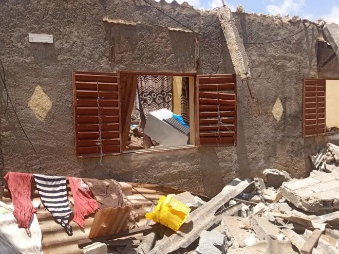 hann bel air mamadou guisse 10 - Yarakh (Hann village): Mamadou Guissé au chevet des impactés de la Ccis