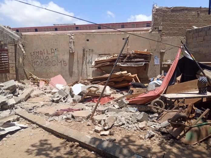hann bel air mamadou guisse 7 - Yarakh (Hann village): Mamadou Guissé au chevet des impactés de la Ccis