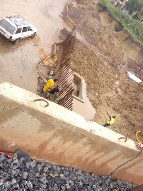 72628426 2414948475434643 655169292177768448 n - Rufisque : Le tunnel du TER encore sous les eaux