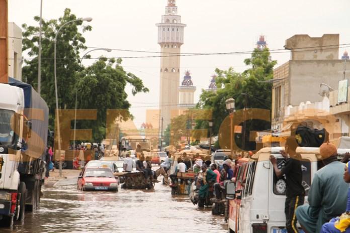 touba pluie inondation 3 - Le Magal : Le moteur du développement de Touba - Par Moubarack LO