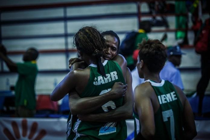 lionnes 1 - Préliminaire TQO: Le Sénégal bat le Mali et se qualifie en 1/2 finale