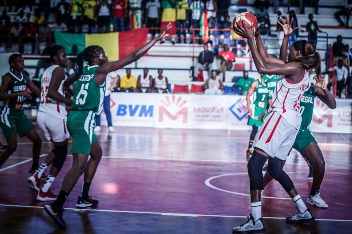 lionnes 13 1 - Préliminaire TQO: Le Sénégal bat le Mali et se qualifie en 1/2 finale