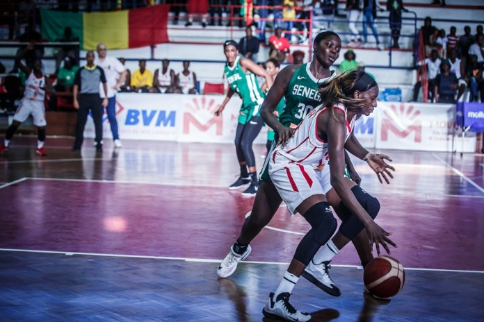 lionnes 13 - Préliminaire TQO: Le Sénégal bat le Mali et se qualifie en 1/2 finale