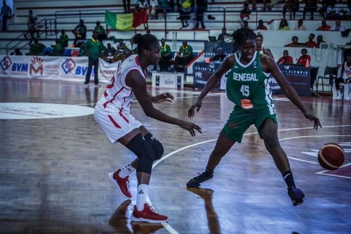 lionnes 14 - Préliminaire TQO: Le Sénégal bat le Mali et se qualifie en 1/2 finale