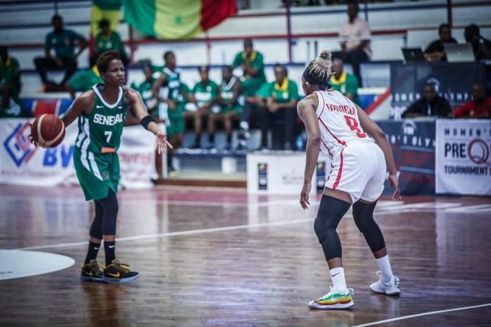 lionnes 16 - Préliminaire TQO: Le Sénégal bat le Mali et se qualifie en 1/2 finale