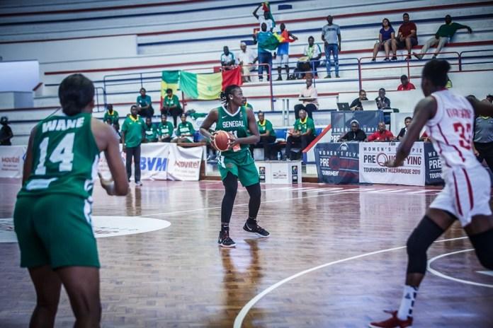 lionnes 20 1 - Préliminaire TQO: Le Sénégal bat le Mali et se qualifie en 1/2 finale