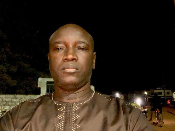 1 - Kédougou : Aly Ngouille Ndiaye suit Salzbourg/Liverpool dans la rue (photo)