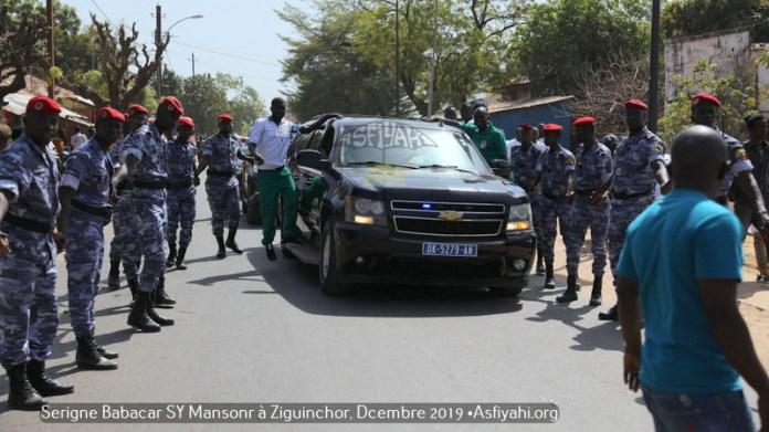 40897462 34545712 - Les images de la visite du Khalife général en Casamance...