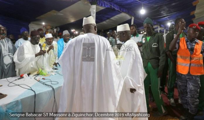 40899270 34546478 - Les images de la visite du Khalife général en Casamance...