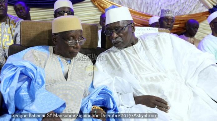 40899270 34546497 - Les images de la visite du Khalife général en Casamance...