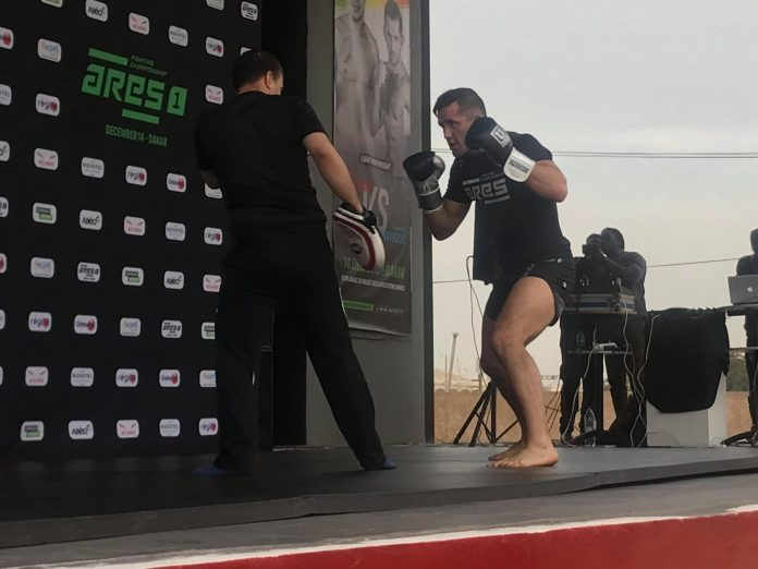 79245095 455958941964190 7965638718746787840 n scaled - MMA : Reug Reug et son adversaire Sofiane, présentés au public (13 Photos)