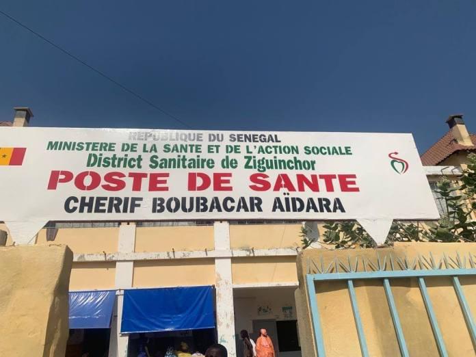 79296346 1492457854246683 2388012485274763264 o - Les images de la visite du Khalife général en Casamance...