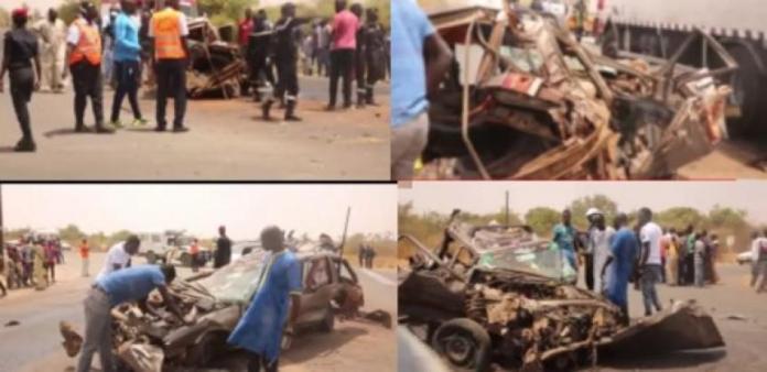 magal 3 morts sur la route de guinguineo 1366702 - Rétro 2019 - Accidents : Les tragédies macabres sur terre, mer et air