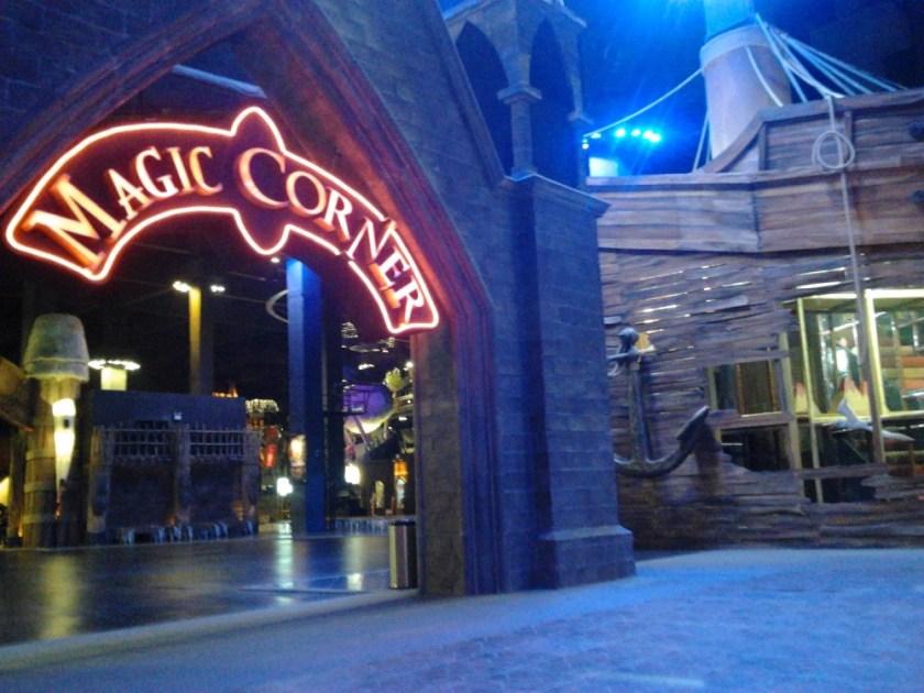 Magic Corner – Trans Studio