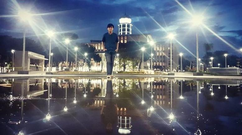 Masjid Istiqlal Jakarta yang Instagramable