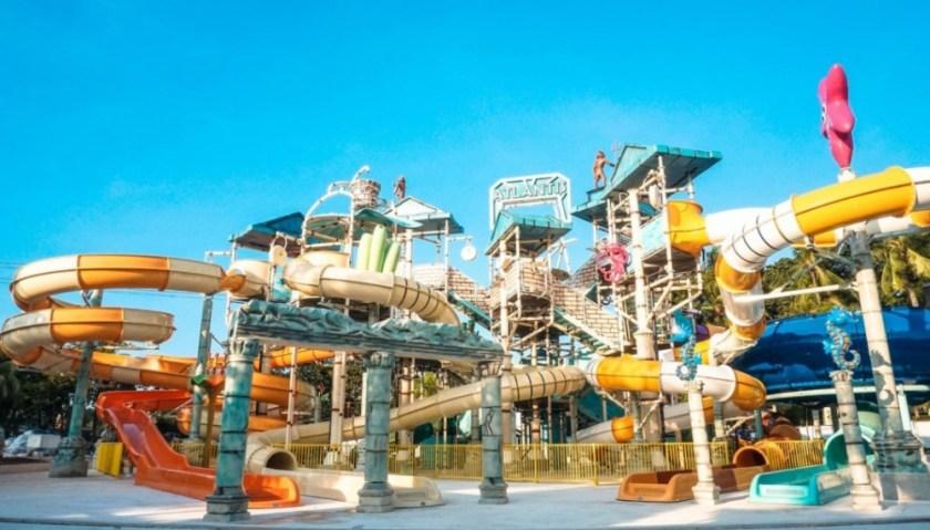 Atlantis Water Adventure Ancol