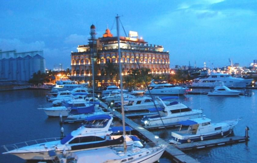 Marina Taman Impian Jaya Ancol