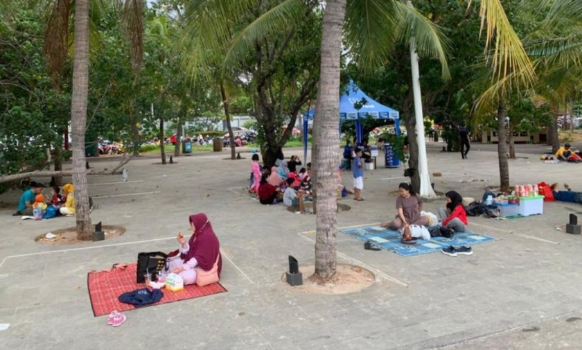 Taman Pantai Ancol