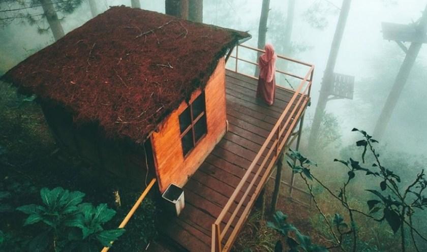 Rumah Kayu Malang