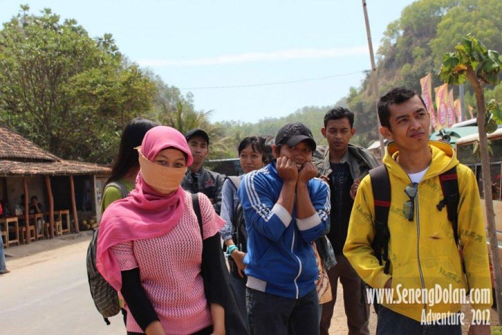 Sahabat Seneng Dolan Adventure Pantai Indrayanti 2012
