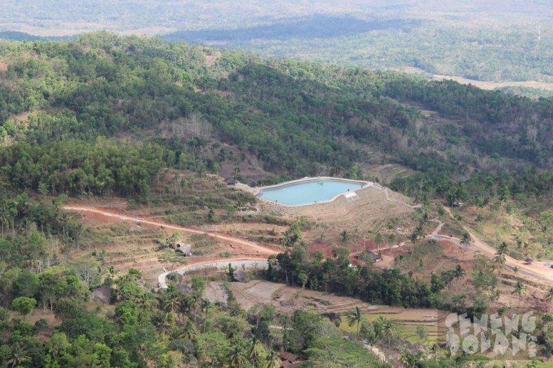 Embung Taman Buah Nglanggeran Patuk Gunungkidul