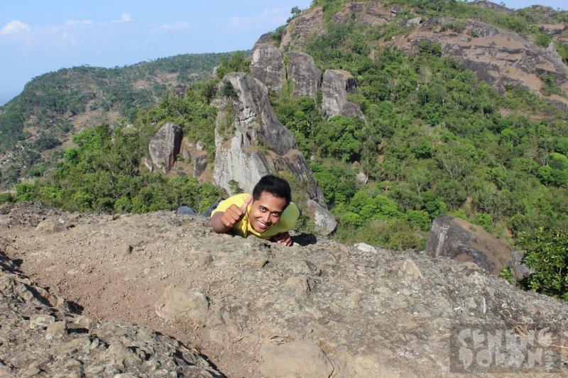 Gunung di Patuk Gunungkidul