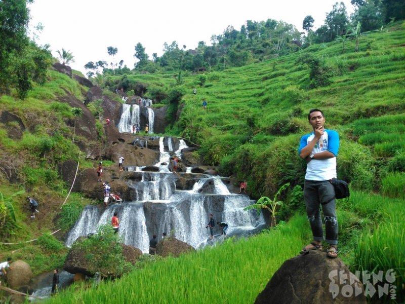 Air Terjun Kedung Kandang Gunungkidul by Tirta Wahyu