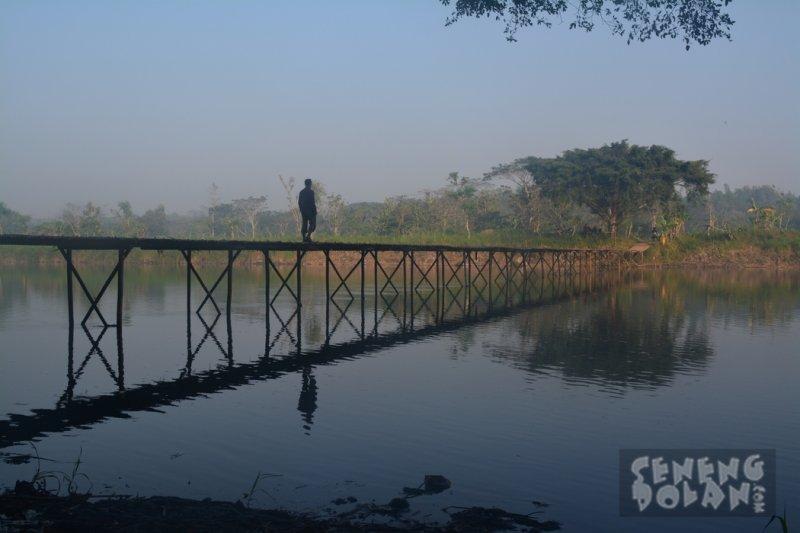Jembatan Sesek Mangir Kulon Progo