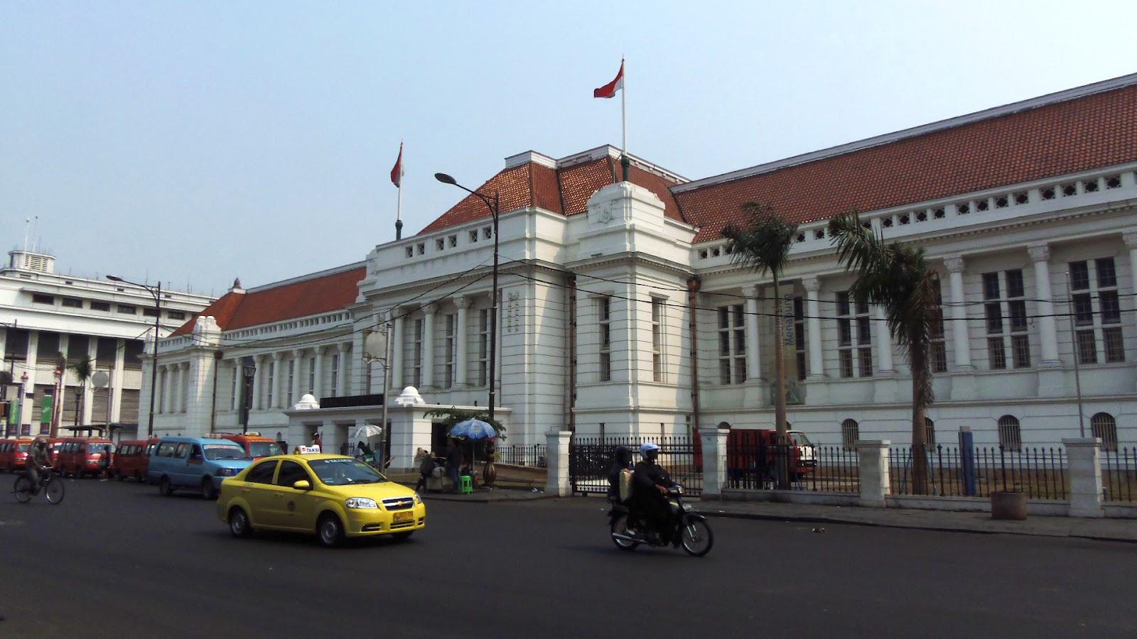 Museum Bank Indonesia - Kota Tua Jakarta