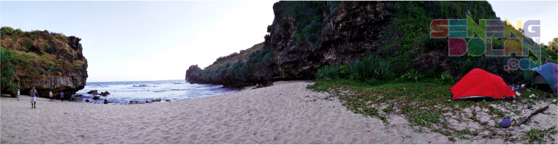 Pantai Ngrawah Gunungkidul