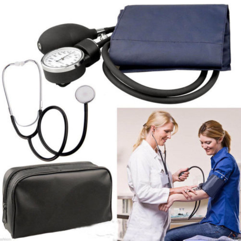 blodtrykksmåler manuell