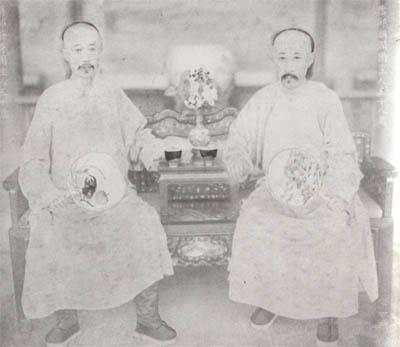 《故宮珍蔵人物照片薈萃》紫禁城出版P.62