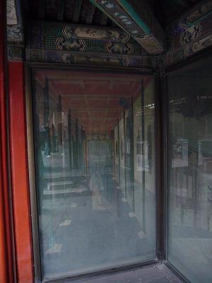 長春宮紅楼夢長廊