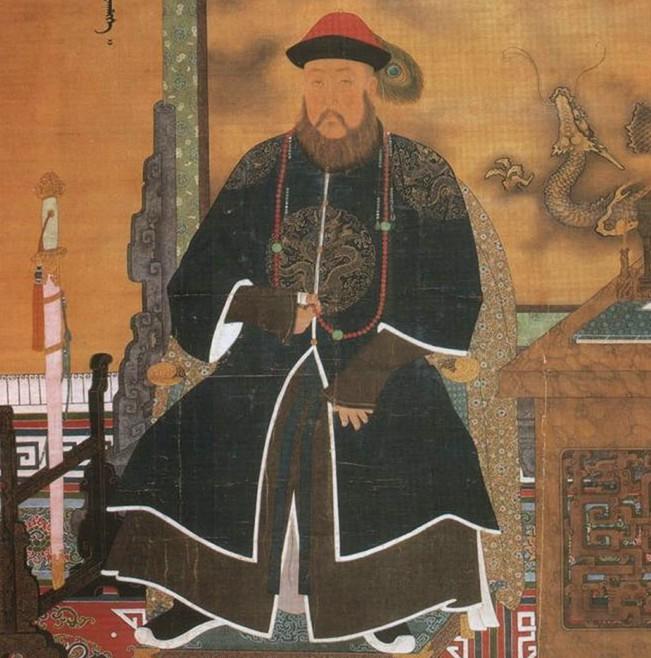ホショイ・メルゲン・チンワン成宗義皇帝  ドルゴン