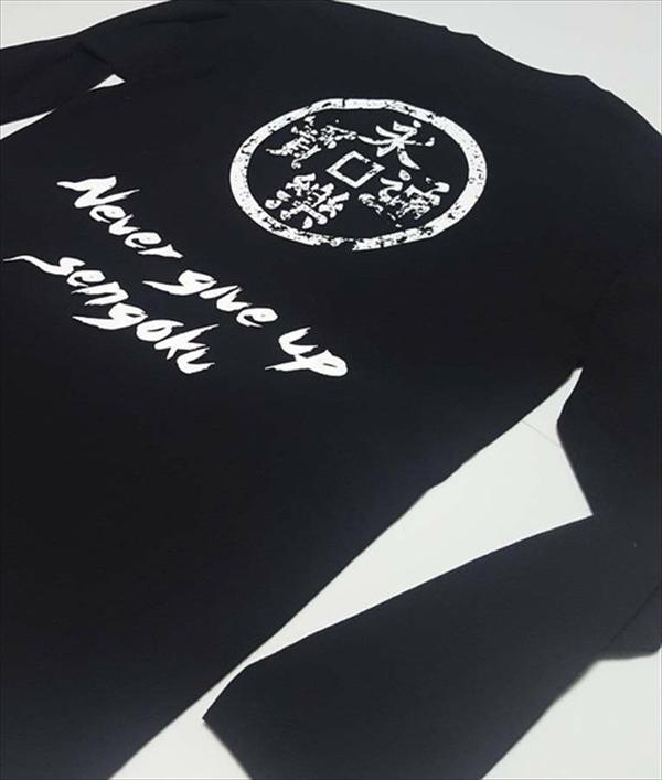 仙石秀久Tシャツ「長袖タイプ」