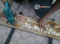 papan nama adiwiyata