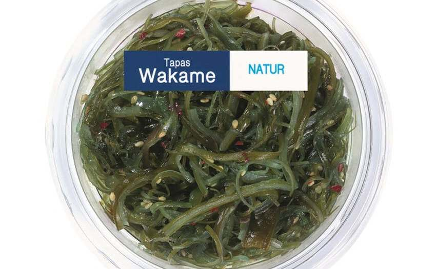 Lidl Warenrückruf - Wakame Salat - Meeresalgen