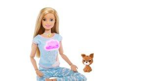 Mattel-Barbie® setzt auf den Wellness-Megatrend