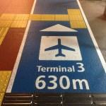 成田空港第3ターミナルは徒歩よりバスが絶対オススメ!