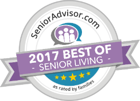 2017 Senior Living Award