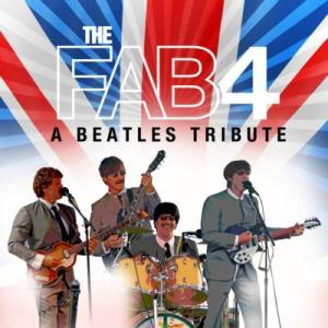The Fab 4 Beatles Tribute Band will play the Salute to Seniors on May 31, 2014.
