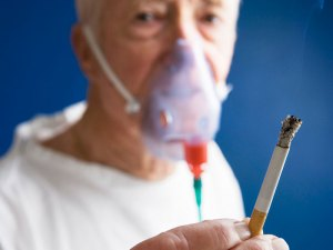 COPD life insurance coverage