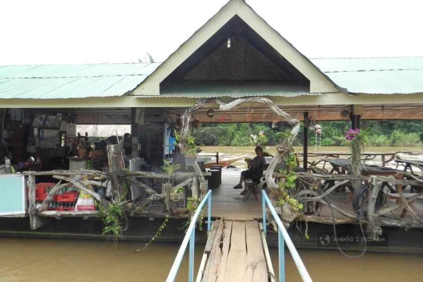 restauracja na rzece Kwai