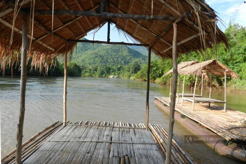 ranek na rzece Kwai