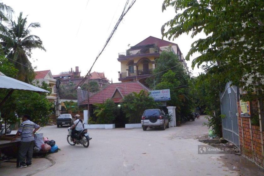 Pensjonat w Siem Reap