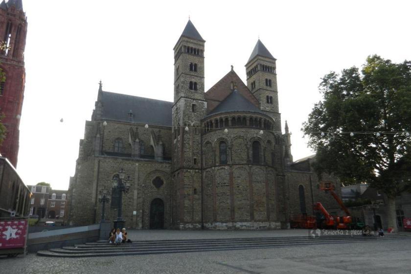 Kościół św. Serwacego w Maastricht w Holandii