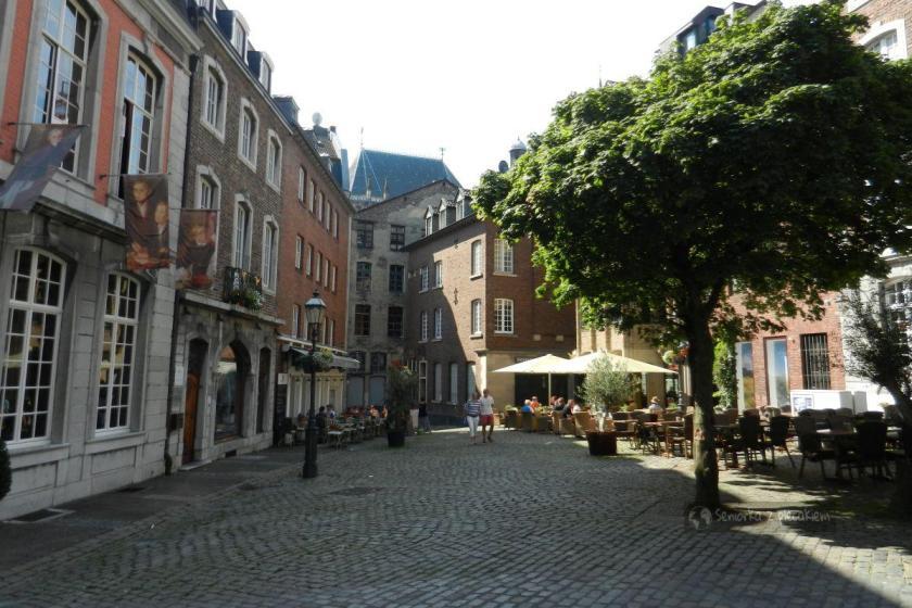 plac w Aachen