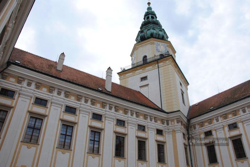 Pałac Arcybiskupi w Kromeriż