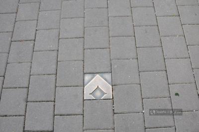 Symbol UNESCO w miejscowości Kromieryż